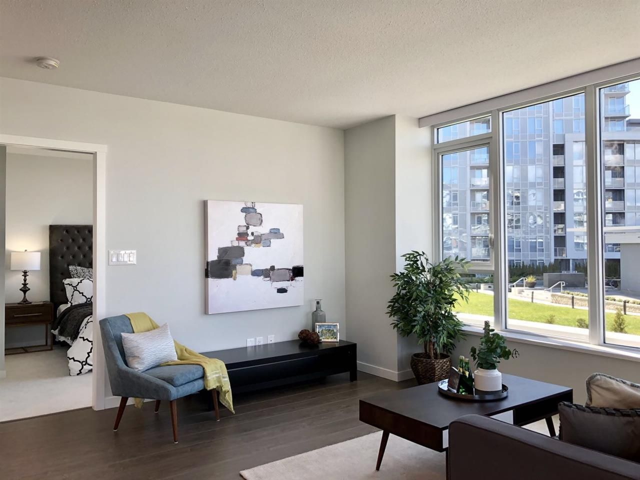 "Main Photo: C505 3333 BROWN Road in Richmond: West Cambie Condo for sale in ""AVANTI"" : MLS®# R2240870"