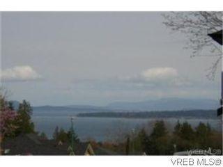 Photo 1: 1714 Texada Terr in NORTH SAANICH: NS Dean Park Land for sale (North Saanich)  : MLS®# 550579