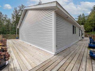 Photo 23: 4904 HOTEL LAKE Road in Pender Harbour: Pender Harbour Egmont Manufactured Home for sale (Sunshine Coast)  : MLS®# R2539705