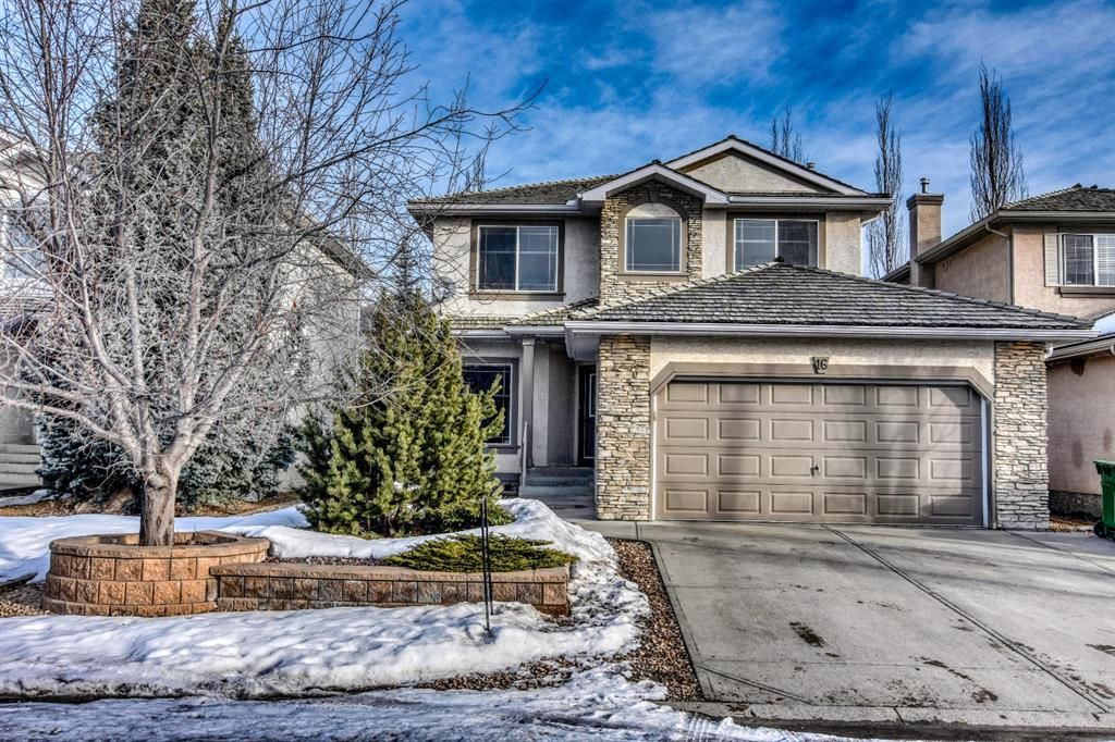 Main Photo: 16 Sienna Heights Way SW in Calgary: Signal Hill Detached for sale : MLS®# A1067541