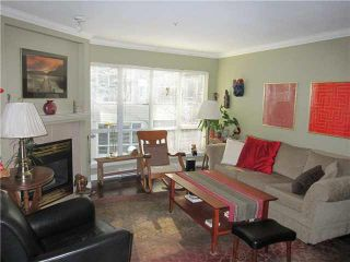 """Photo 2: 23 780 W 15TH Avenue in Vancouver: Fairview VW Townhouse for sale in """"SIXTEEN WILLOWS"""" (Vancouver West)  : MLS®# V1108293"""