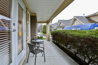 """Photo 14: 16 15450 ROSEMARY HEIGHTS Crescent in Surrey: Morgan Creek Townhouse for sale in """"CARRINGTON"""" (South Surrey White Rock)  : MLS®# R2245684"""