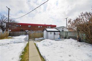 Photo 16: 36 Glenlawn Avenue in Winnipeg: Elm Park Residential for sale (2C)  : MLS®# 1806385