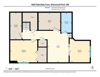 Photo 43: 1025 ALLENDALE Crescent: Sherwood Park House for sale : MLS®# E4262440