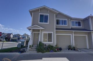 Main Photo: 4 Bridleridge Manor SW in Calgary: Bridlewood Row/Townhouse for sale : MLS®# A1145589