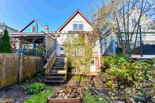Photo 33: 1932 E PENDER STREET in Vancouver: Hastings House for sale (Vancouver East)  : MLS®# R2521417
