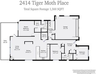 Photo 18: 2414 Tiger Moth Pl in : CV Comox (Town of) House for sale (Comox Valley)  : MLS®# 878537