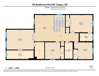 Photo 39: 158 Saddlemont Boulevard NE in Calgary: Saddle Ridge Detached for sale : MLS®# A1145866