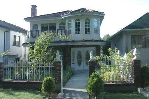 Main Photo: 3546 E PENDER STREET in : Renfrew VE House for sale : MLS®# V153876