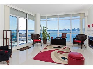 """Photo 5: 1104 162 VICTORY SHIP Way in North Vancouver: Lower Lonsdale Condo for sale in """"ATRIUM AT THE PIER"""" : MLS®# V876116"""