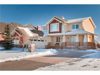 Photo 1: 36 CIMARRON ESTATES Way: Okotoks House for sale : MLS®# C4040427