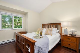 """Photo 17: 5 7088 ST. ALBANS Road in Richmond: Brighouse South Townhouse for sale in """"SONTERRA"""" : MLS®# R2592470"""