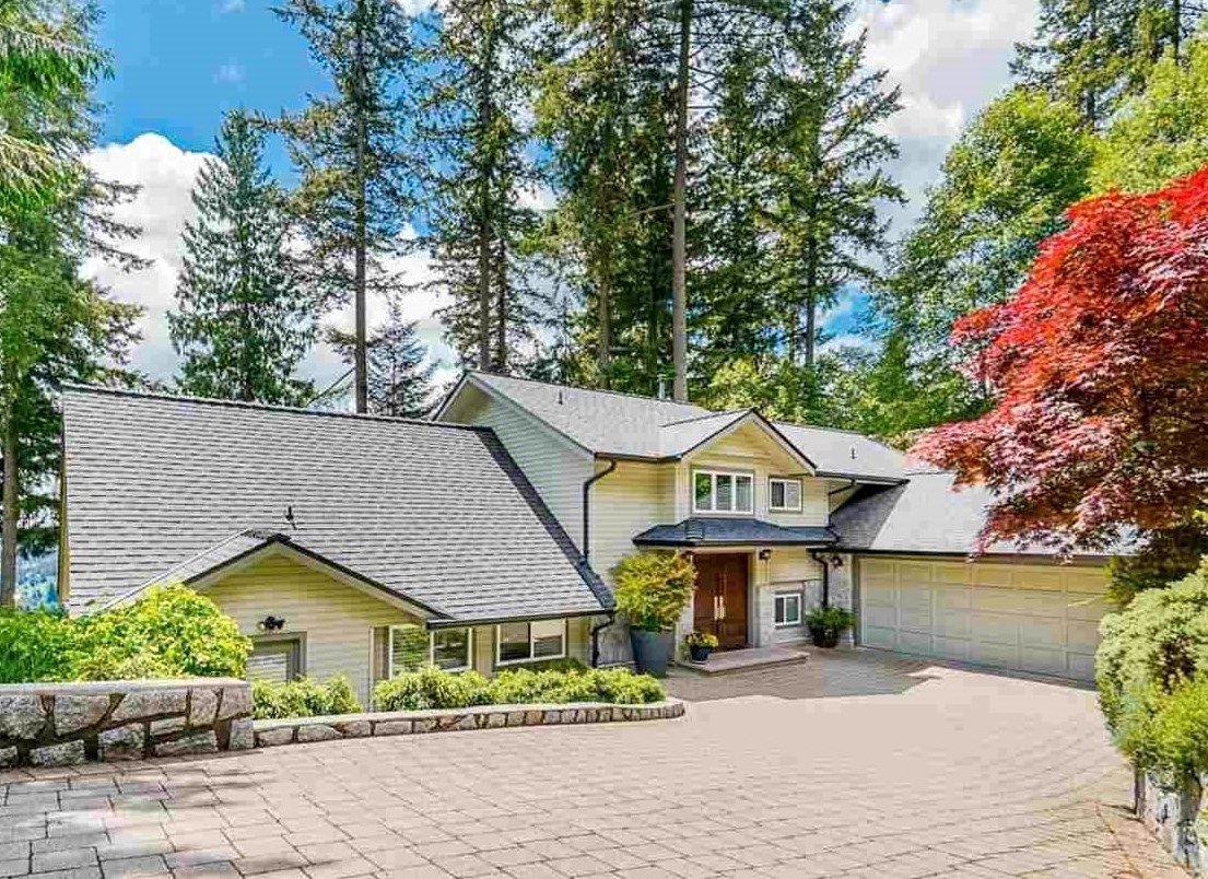 "Main Photo: 1061 DEMPSEY Road in North Vancouver: Braemar House for sale in ""Braemar"" : MLS®# R2590857"