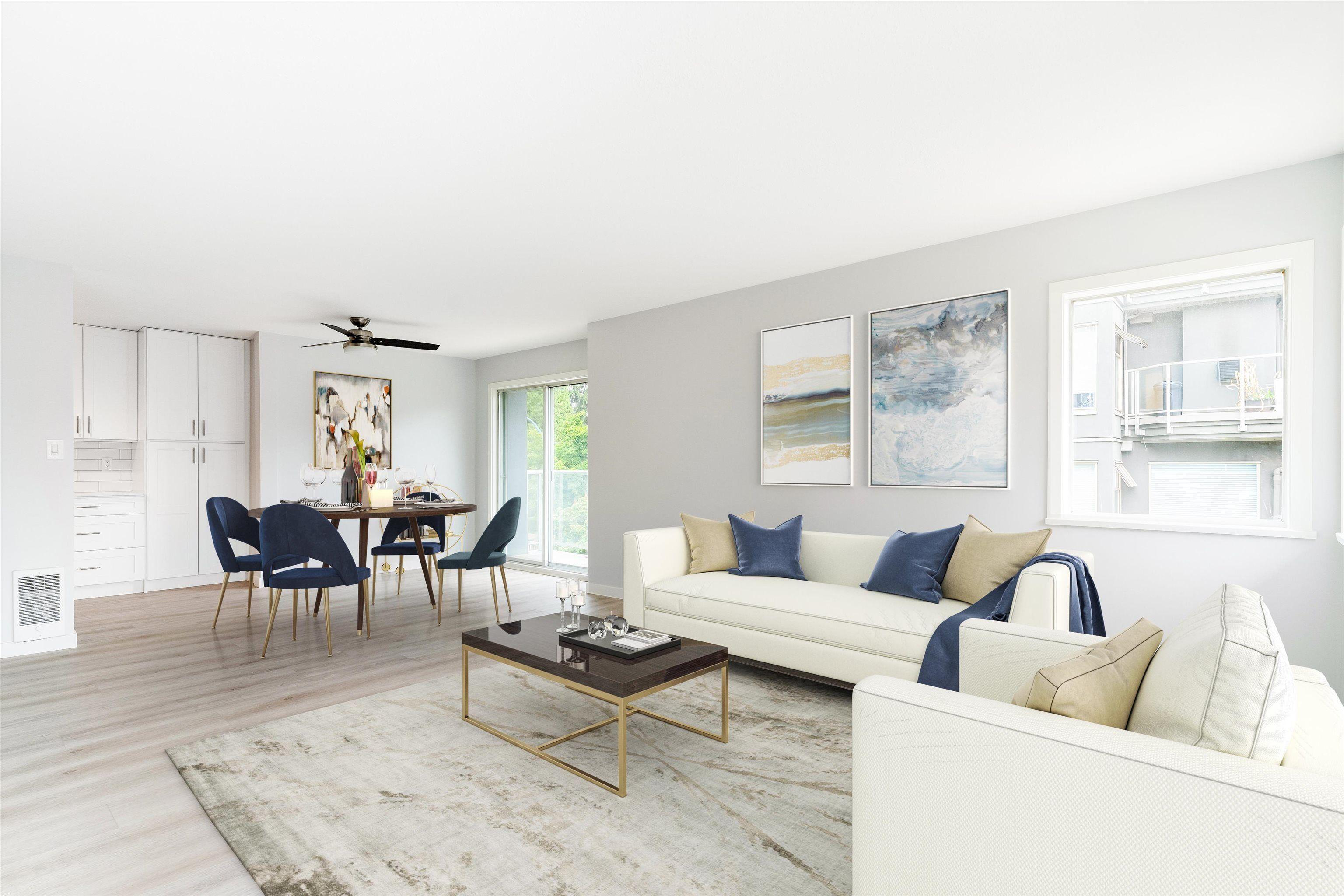 "Main Photo: 203 2378 WILSON Avenue in Port Coquitlam: Central Pt Coquitlam Condo for sale in ""Wilson Manor"" : MLS®# R2623586"