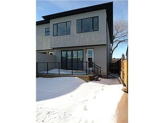 Photo 3: 3022 29 Street SW in CALGARY: Killarney_Glengarry Residential Attached for sale (Calgary)  : MLS®# C3599839