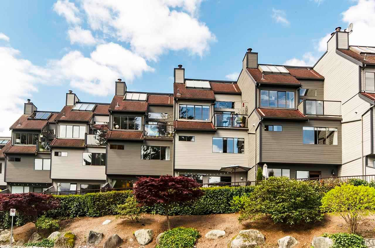 """Main Photo: 4 2151 BANBURY Road in North Vancouver: Deep Cove Townhouse for sale in """"Mariners Cove"""" : MLS®# R2584972"""