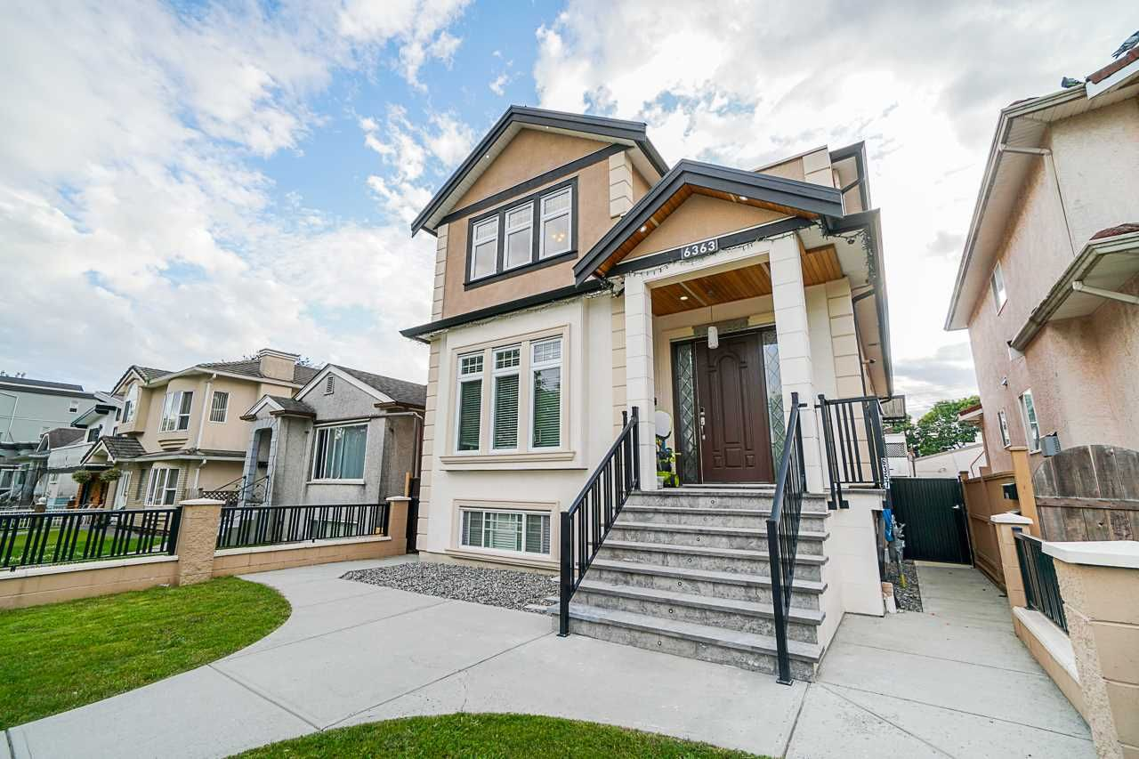 Main Photo: 6363 CHESTER Street in Vancouver: Fraser VE House for sale (Vancouver East)  : MLS®# R2510817