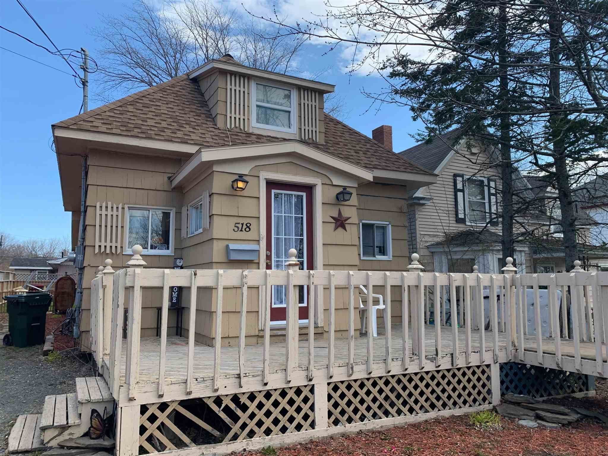 Main Photo: 518 Main Street in Sydney Mines: 207-C. B. County Residential for sale (Cape Breton)  : MLS®# 202109677