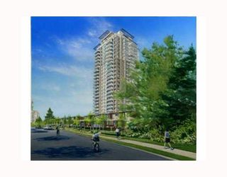 """Photo 1: 3006 7088 18TH Avenue in Burnaby: Edmonds BE Condo for sale in """"PARK 360"""" (Burnaby East)  : MLS®# V659591"""