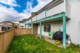 Photo 17: 41 7715 LUCKAKUCK PLACE in Chilliwack: Sardis West Vedder Rd Townhouse for sale (Sardis)  : MLS®# R2450324