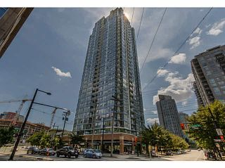"""Photo 2: 3110 928 BEATTY Street in Vancouver: Yaletown Condo for sale in """"MAX I"""" (Vancouver West)  : MLS®# V1135451"""