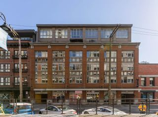 """Photo 38: 401 1072 HAMILTON Street in Vancouver: Yaletown Condo for sale in """"The Crandrall"""" (Vancouver West)  : MLS®# R2620695"""