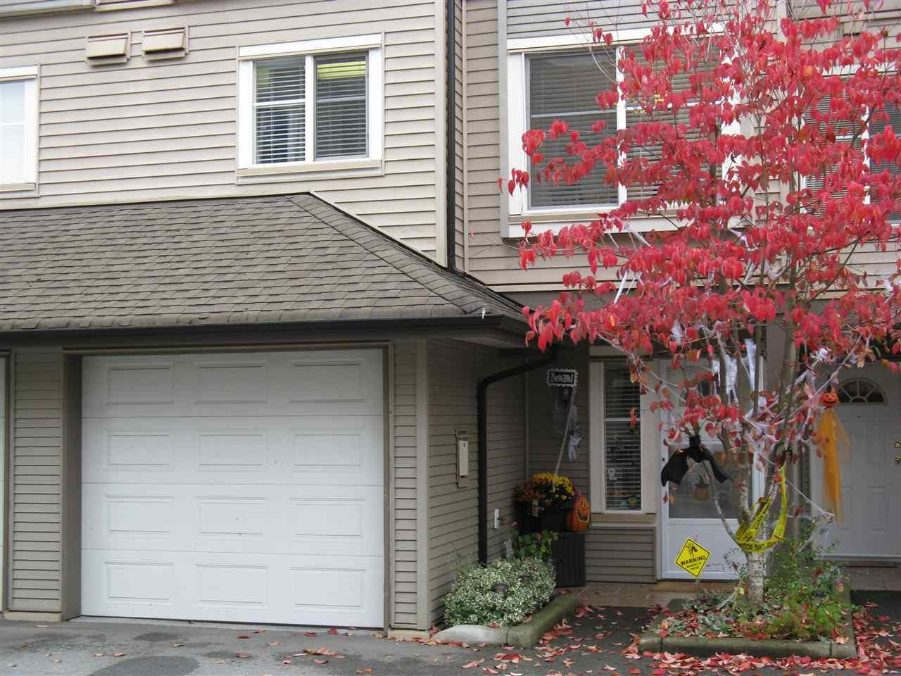 Main Photo: 2 2488 PITT RIVER ROAD in Port Coquitlam: Mary Hill Townhouse for sale : MLS®# R2011649