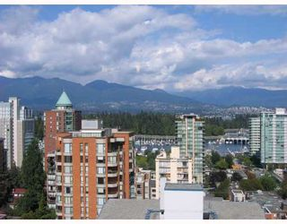 """Photo 8: 1901 1816 HARO Street in Vancouver: West End VW Condo for sale in """"HUNTINGTON"""" (Vancouver West)  : MLS®# V782728"""