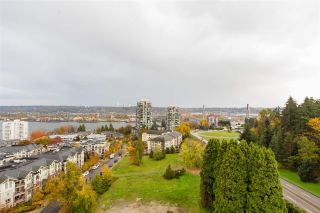 Photo 3: 1505 280 ROSS Drive in New Westminster: Fraserview NW Condo for sale : MLS®# R2360641