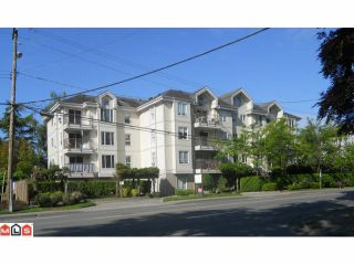 """Photo 1: 405 33502 GEORGE FERGUSON Way in Abbotsford: Central Abbotsford Condo for sale in """"CARINA COURT"""" : MLS®# F1214988"""