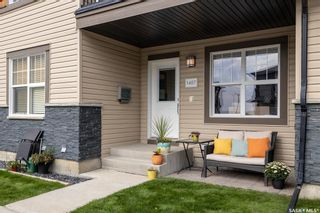 Photo 2: 1607 1015 Patrick Crescent in Saskatoon: Willowgrove Residential for sale : MLS®# SK869813