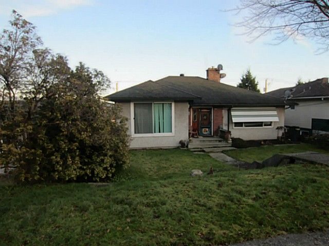 Main Photo: 554 AMESS Street in New Westminster: The Heights NW House for sale : MLS®# V1096100