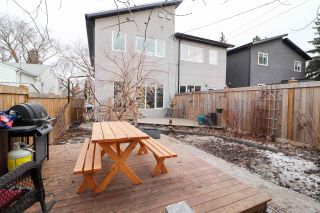 Photo 39: 10833 63 Avenue in Edmonton: Zone 15 House Half Duplex for sale : MLS®# E4234646
