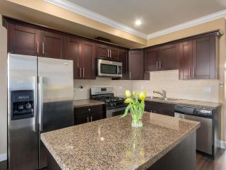"""Photo 6: 13 9688 KEEFER Avenue in Richmond: McLennan North Townhouse for sale in """"CHELSEA ESTATES"""" : MLS®# R2319779"""