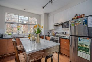 """Photo 8: 2148 W 8TH Avenue in Vancouver: Kitsilano Townhouse for sale in """"Hansdowne Row"""" (Vancouver West)  : MLS®# R2537201"""