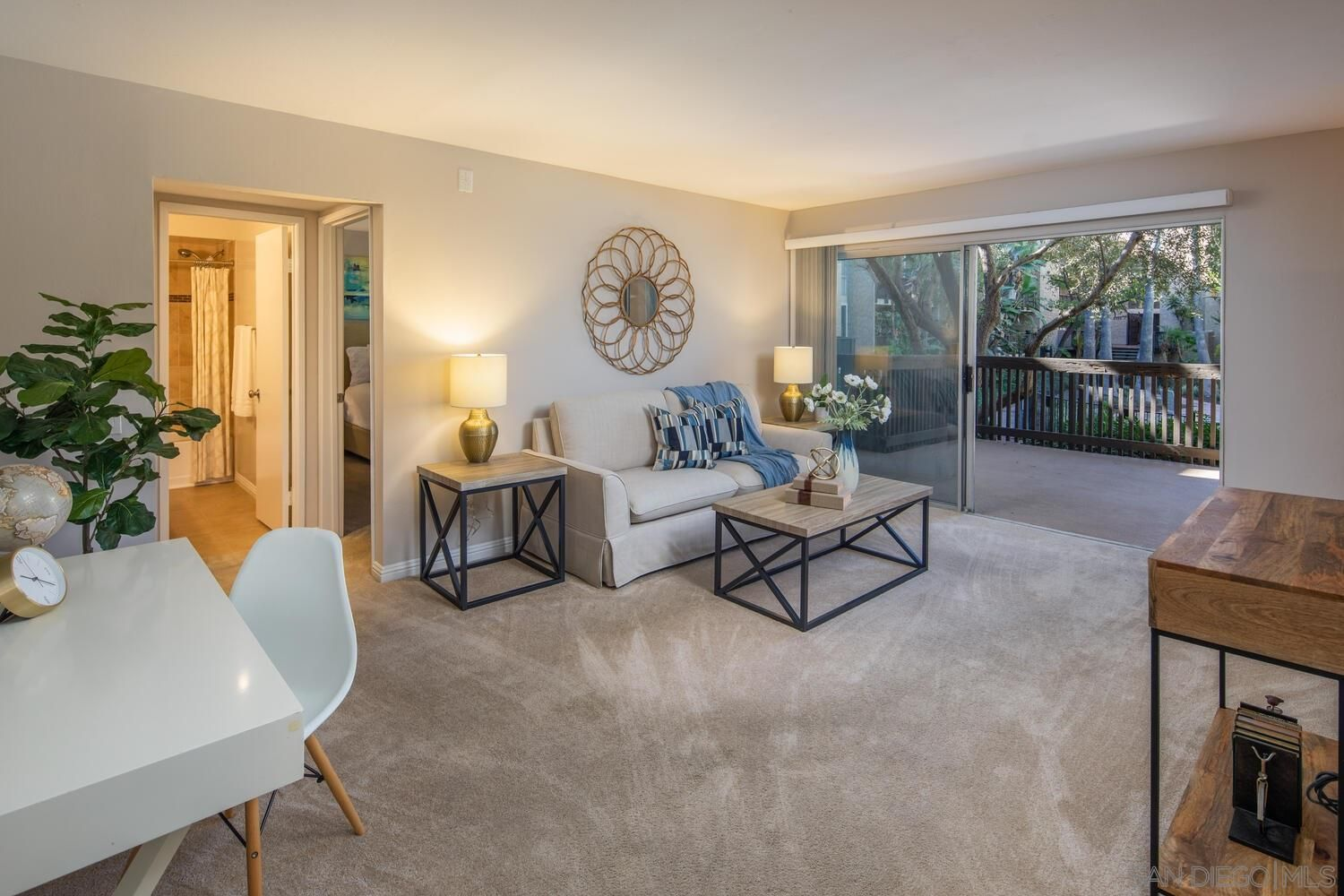 Main Photo: MISSION VALLEY Condo for sale : 1 bedrooms : 6314 Friars Rd #112 in San Diego