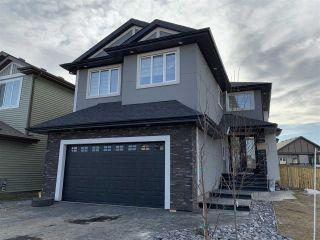 Photo 1: 2104 AUXIER Court in Edmonton: Zone 55 House for sale : MLS®# E4183543