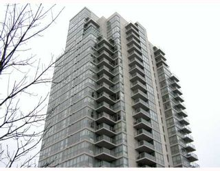 "Photo 1: 702 290 NEWPORT Drive in Port_Moody: North Shore Pt Moody Condo for sale in ""THE SENTINEL"" (Port Moody)  : MLS®# V681987"