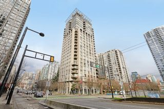 """Photo 1: 607 989 BEATTY Street in Vancouver: Yaletown Condo for sale in """"THE NOVA"""" (Vancouver West)  : MLS®# R2619338"""