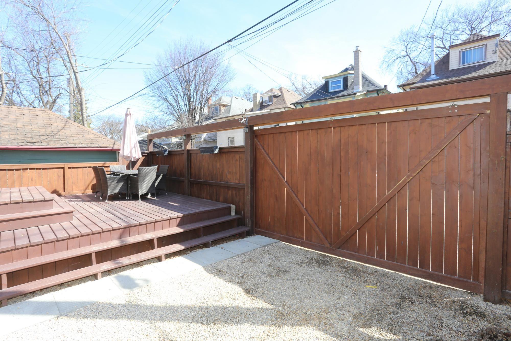 Photo 55: Photos: 121 Ruby Street in Winnipeg: Wolseley Single Family Detached for sale (5B)  : MLS®# 1808798