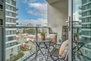 """Photo 13: 612 1661 QUEBEC Street in Vancouver: Mount Pleasant VE Condo for sale in """"Voda At The Creek"""" (Vancouver East)  : MLS®# R2612453"""