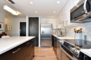 "Photo 6: 402 1616 W 13TH Avenue in Vancouver: Fairview VW Condo for sale in ""GRANVILLE GARDENS"" (Vancouver West)  : MLS®# R2058683"