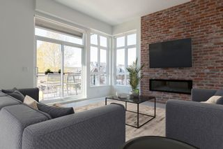 """Photo 4: 305 300 SALTER Street in New Westminster: Queensborough Condo for sale in """"Light House"""" : MLS®# R2620504"""