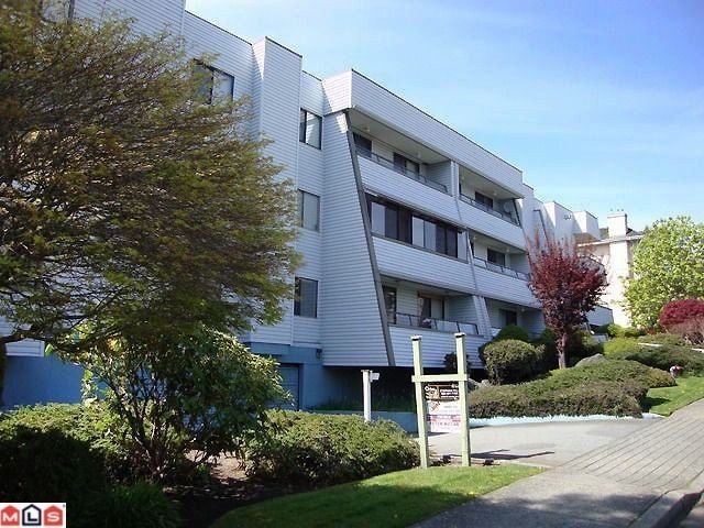 """Main Photo: 102 1341 GEORGE Street: White Rock Condo for sale in """"Ocean View Apartment"""" (South Surrey White Rock)  : MLS®# F1302676"""