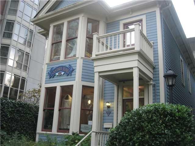 Main Photo: 863 HAMILTON ST: Home for sale (Vancouver West)  : MLS®# V4024435