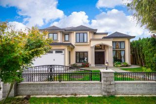 Main Photo: 3220 WARDMORE Place in Richmond: Seafair House for sale : MLS®# R2501670