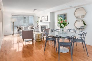 """Photo 5: 306 2161 W 12TH Avenue in Vancouver: Kitsilano Condo for sale in """"The Carlings"""" (Vancouver West)  : MLS®# R2319744"""
