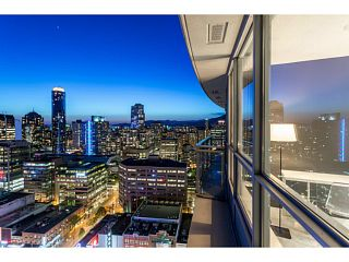 Photo 5: # 2706 833 SEYMOUR ST in Vancouver: Downtown VW Condo for sale (Vancouver West)  : MLS®# V1116829