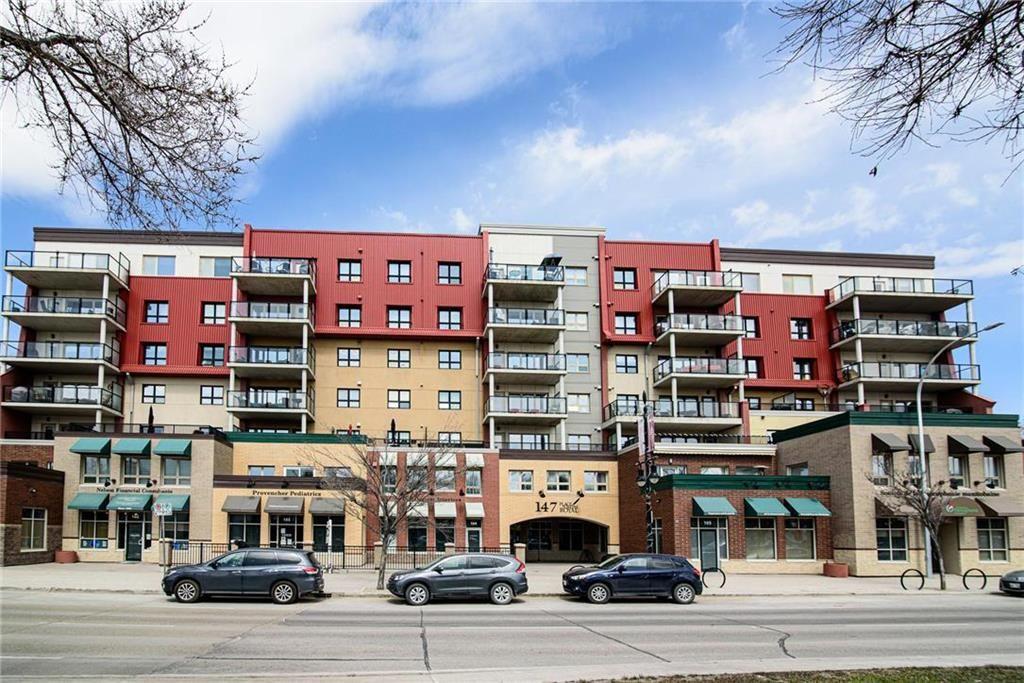 Main Photo: 310 147 Provencher Boulevard in Winnipeg: St Boniface Condominium for sale (2A)  : MLS®# 202111179