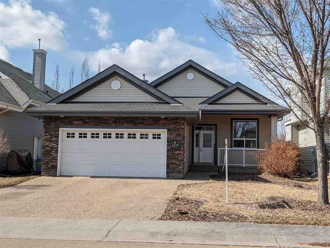 Main Photo: 3216 TREDGER Close in Edmonton: Zone 14 House for sale : MLS®# E4233312